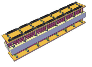 Figure 2.7 3D Design of PMG